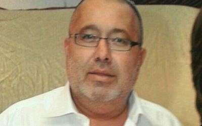 Avraham Hasano (Channel 2 screenshot)