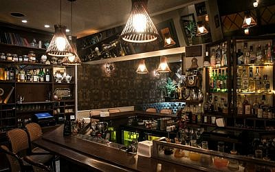 A view of the small, intimate bar at Imperial Craft Bar, now listed at 17th in The World's Top 50 Bars (Courtesy Imperial Craft)