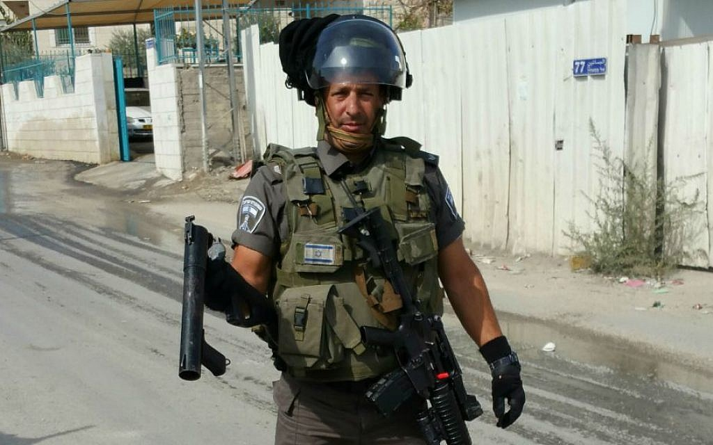 Why this tough 50-year-old Canadian is on patrol in East Jerusalem