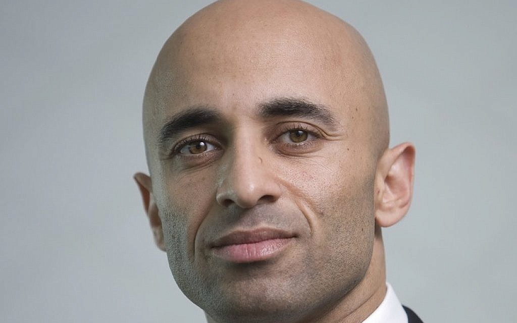 UAE ambassador in Washington Yousef al-Otaiba. (UAE embassy website)