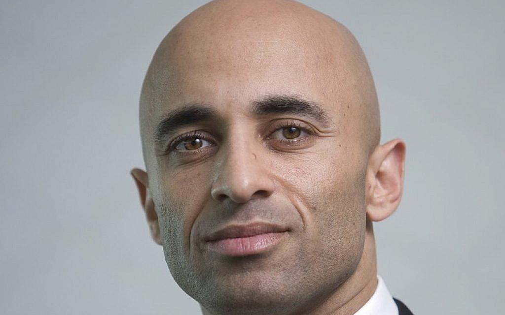 UAE ambassador in Washington Yousef al-Otaiba. (UAE embassy website)