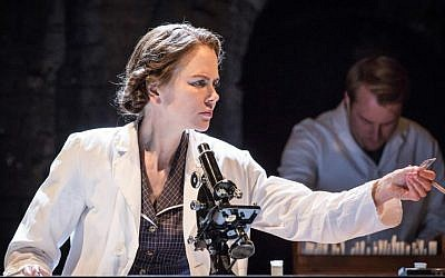 Nicole Kidman as Rosalind Franklin in 'Photograph 51' (Mark Brenner)