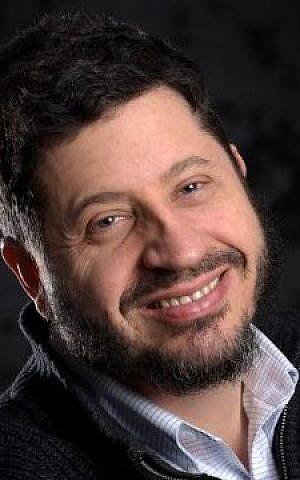 Eli Shur works as a life coach in Dayton (The Dayton Jewish Observer)