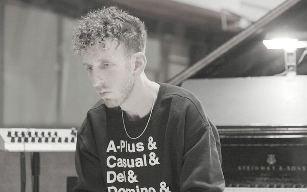 Producer Ariel Rechtshaid's resume includes mainstream pop artists and lesser-known indie acts. (Michael Reich/via JTA)