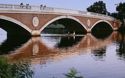 The Charles River (Pixabay)