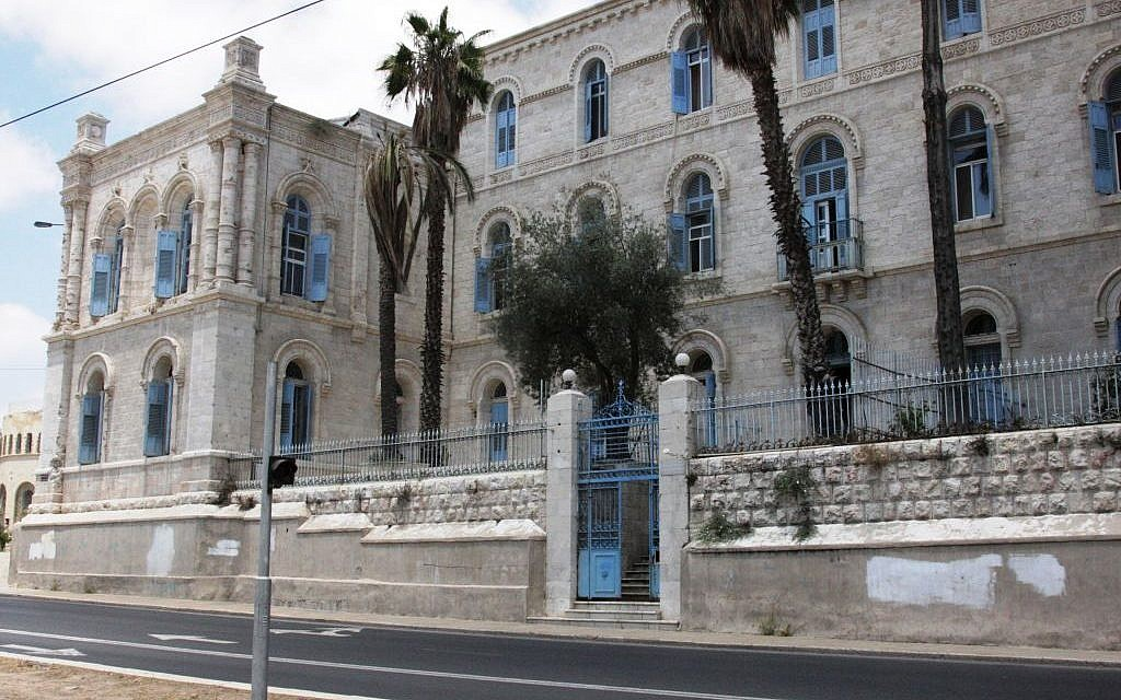 Le Hȏpital Saint-Louis (Shmuel Bar-Am)
