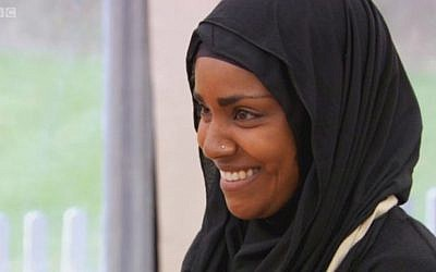 2015 Great British Bake Off winner Nadiya Jamir Hussain. (Love Productions/BBC One)