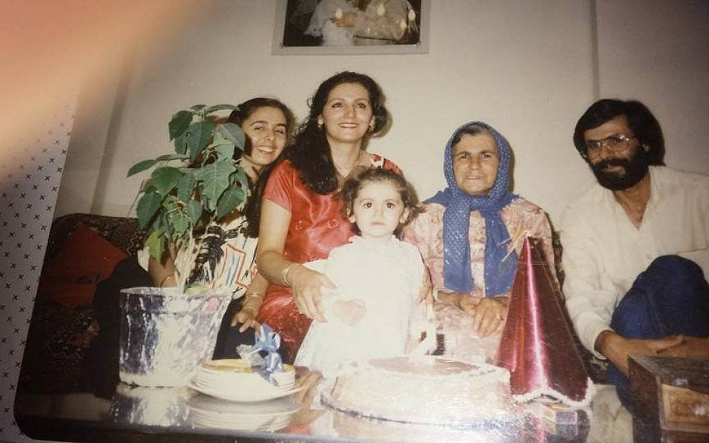 Generations in Golpayegan (Courtesy of Yasmin Mottahedeh)