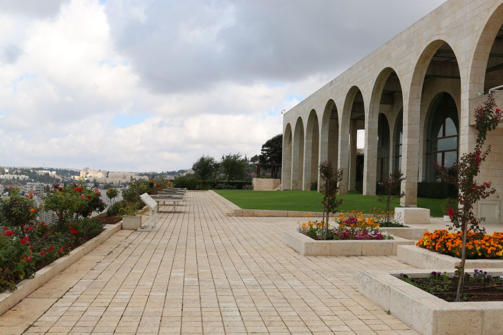 Brigham Young University's Jerusalem Center (Shmuel Bar-Am)