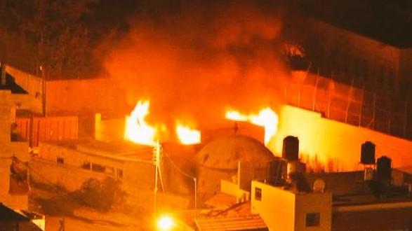 Jew Detector: UN Chief Condemns Palestinian Arson Attack At Joseph's