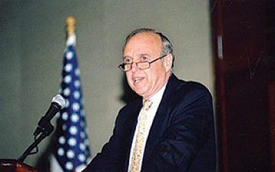 Michael Kotzin. (JUF/Jewish Federation of Metropolitan Chicago)