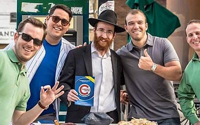 Illustrative photo of Chabad. (Chabad.org)