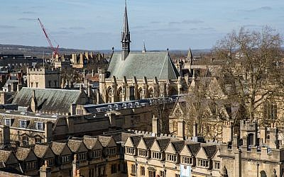Oxford University (Shutterstock)
