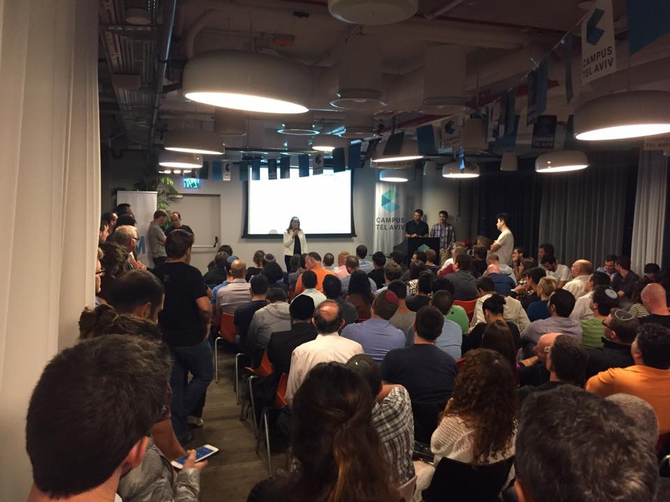 speed dating tel aviv 8200 eisp & founders nation- co-founders speed dating event (tel- aviv)  8200 eisp & founders nation- co-founders speed dating event tzachi davidovich may 18, 2015.