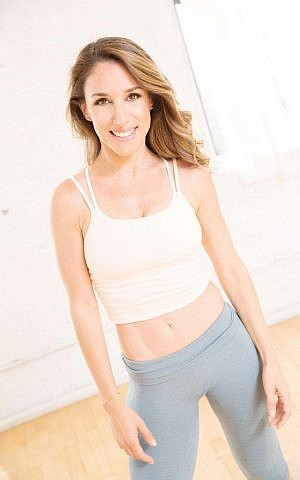 For Erin Stutland, fab abs start with getting your mind in shape. (Courtesy)