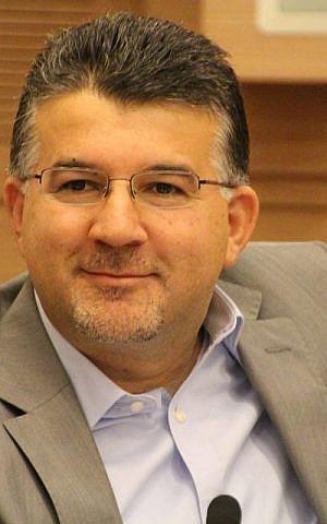 Israeli Knesset member Youssef Jabareen (Facebook)