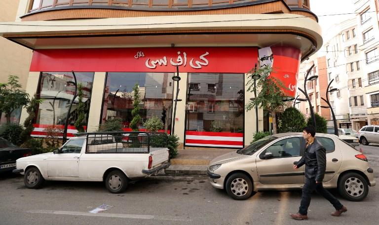 Kfc Halal Falls Fowl Of Iran Police The Times Of Israel