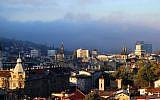 A view of Sarajevo, capital of Bosnia and Herzegovina (Courtesy: Almas Bavcic)