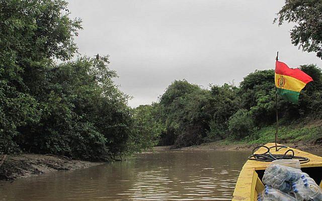 A river in Bolivia. (CC BY Los viajes del Cangrejo, Flickr)
