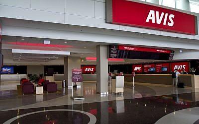 An illustrative photo of an AVIS car rental station (Photo by Atomic Taco/Flikr CC BY-SA)