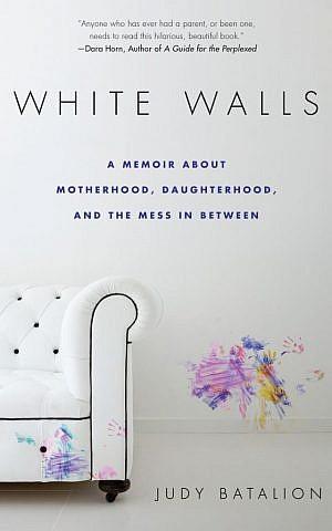 Author Judy Batalion's memoir, 'White Walls.' (Courtesy: Penguin Random House)