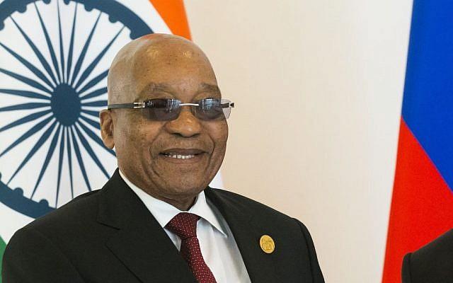 South African President Jacob Zuma prior the G-20 Summit in Antalya, Turkey, Sunday, November 15, 2015 (AP Photo/Alexander Zemlianichenko)