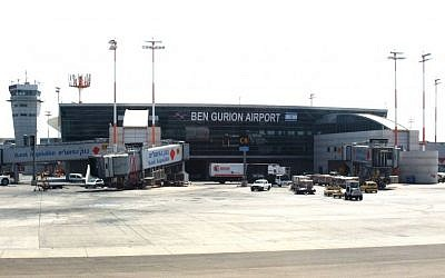 Ben Gurion International Airport in 2008. (Wikipedia/Pilettes/CC BY-SA 3.0)