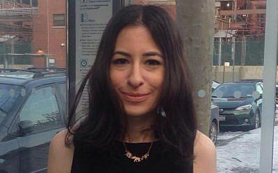 Faigy Mayer, a former Hasidic Jewish woman who killed herself. (Facebook via JTA)