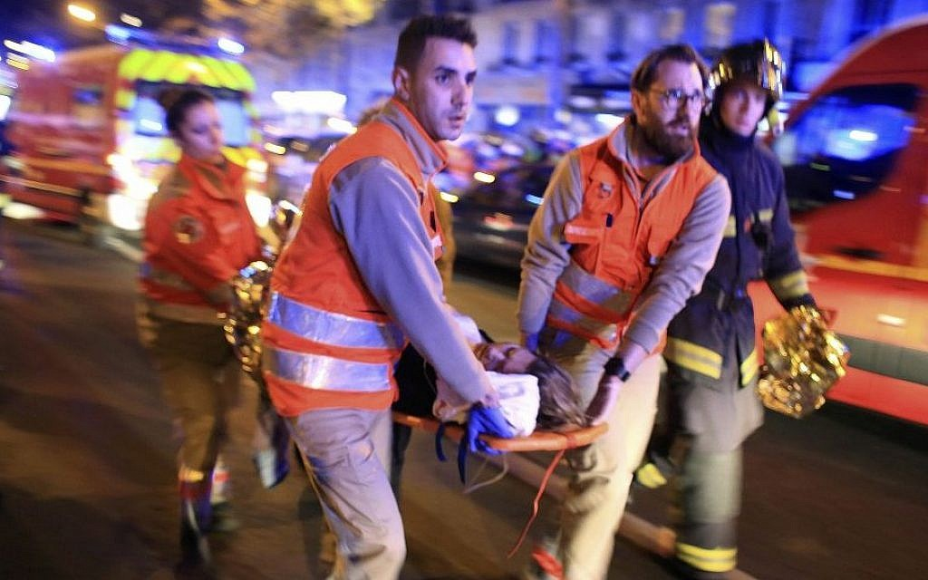 A timeline of jihadist attacks in France in recent years