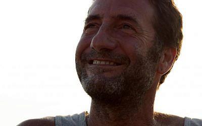 Israeli documentary director Gur Bentwich (Courtesy)