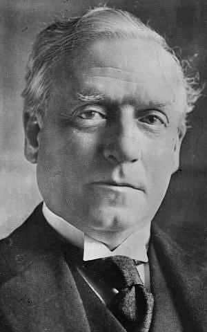 Former British prime minister Herbert Henry Asquith (public domain)