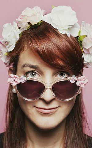 Comedian Joanna Hausmann. (Sandy Honig)