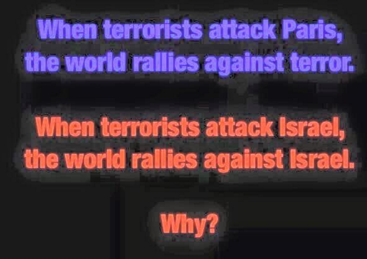An image shared by some Israelis on Facebook (Facebook)