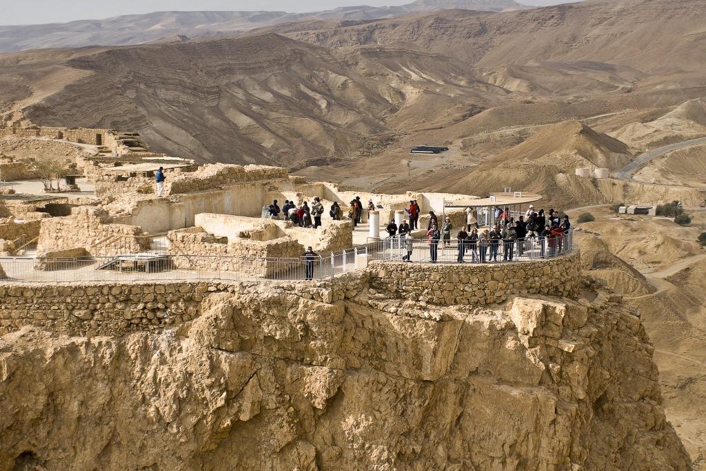 Masada (Itamar Grinberg/Ministry of Tourism; www.goisrael.com)