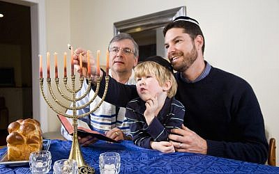 The percentage of Jews who said religion is important to them rose from 31 to 35 percent since 2007, the Pew Research Center found. (Shutterstock, via JTA)