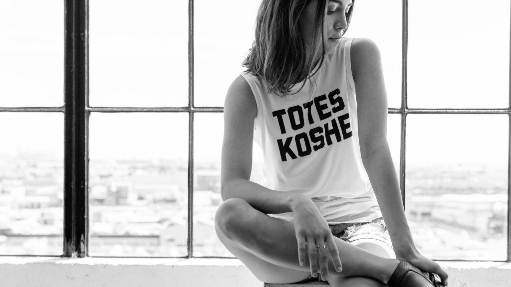 Unkosher Market's way of saying 'Totally Kosher'. (Courtesy)