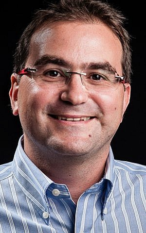 CEO of Qualita Mickael Bensadoun (Courtesy Michael Alvarez Pereyre / Gvahim)