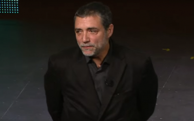 Jaume Plensa (YouTube screenshot)