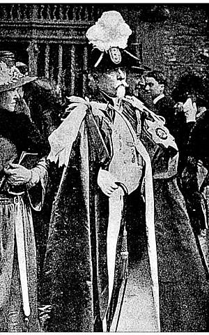 The Mysterious ZedZed, Sir Basil Zaharoff (public domain)