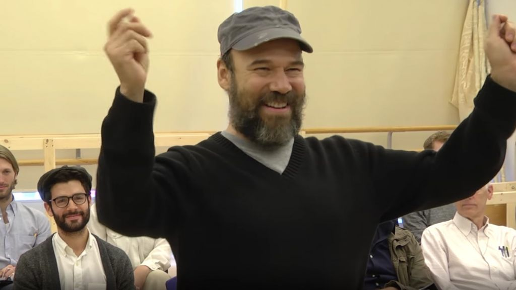 Lovely Danny Burstein Performs The Song U0027If I Were A Rich Manu0027 In A Press