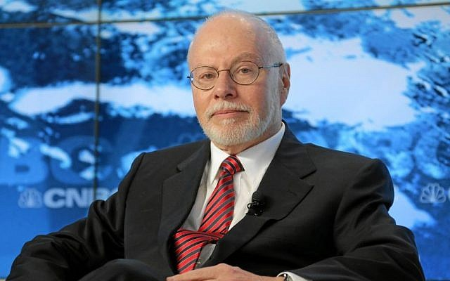 Paul Singer at the annual meeting of the World Economic Forum in Davos, Switzerland, January 23, 2013 (CC BY-SA 2.0 World Economic Forum/Remy Steinegger)