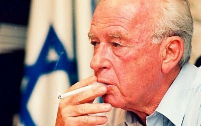 Yitzhak Rabin (Flash90)