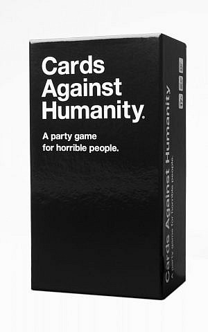 Cards Against Humanity is a popular party game created by eight Jewish friends from Chicago. (Courtesy)