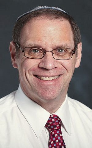 Rabbi Mark Dratch, executive vice president of the Rabbinical Council of America (courtesy)