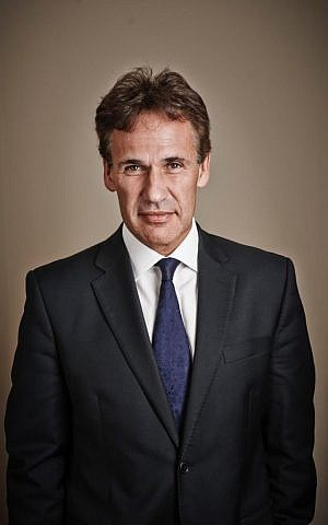 Richard Susskind: 'It's easier for Israel.. because it has less of a legacy. It doesn't need to say, this is the way we always did it.' (courtesy)
