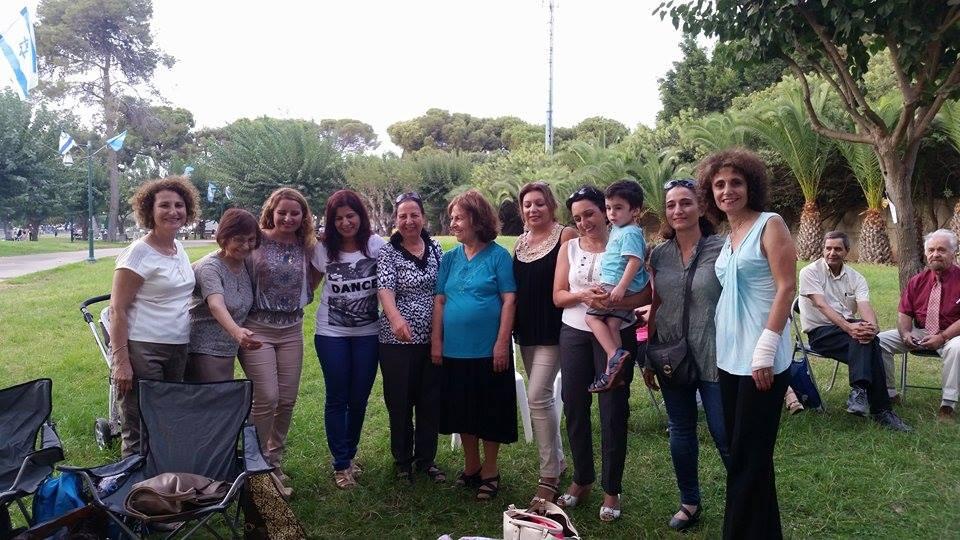 School friends reunite (Noa Shalom)