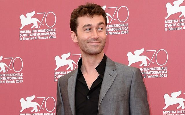 "James Deen attending a screening of the film ""The Canyons"" at the Venice Film Festival, Aug, 30, 2013. (Pascal Le Segretain/Getty Images)"