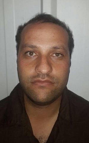 Shadi Matua is believed to have killed Yaakov and Netanel Litman in a West Bank terror attack on November 13, 2015 (Courtesy Shin Bet)