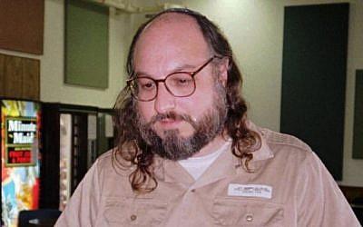 Jonathan Pollard, pictured December 17, 1997, at the Federal Correctional Institution in Butner, North Carolina. (AP Photo/Ayala Bar)