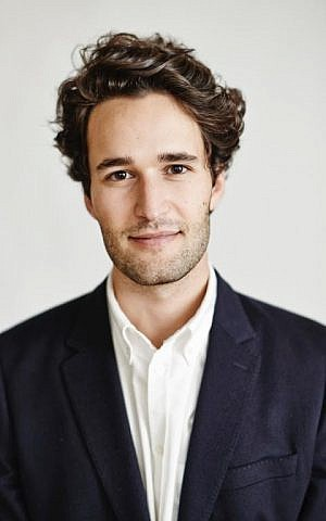 """Daniel Susskind: 'We found,"""" says Daniel, """"that so many professions had a common set of challenges.' (courtesy)"""